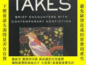 二手書博民逛書店SHORT罕見TAKES:BRIEF ENCOUNTERS WI
