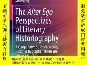 二手書博民逛書店The罕見Alter Ego Perspectives of Literary HistoriographyY