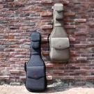 Saning尚音個性搖滾加厚電吉他電貝斯包背包貝司琴盒琴包吉他袋套 設計師生活 NMS