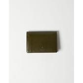 MSPC(master-piece) FOLDER No.223225 [防水牛皮名片夾-橄欖綠色]