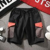 雙十一狂歡購 2018夏季新款短褲男士加肥大碼休閒五分運動褲寬鬆韓版潮流男褲子