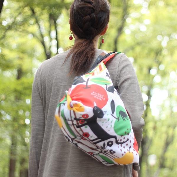 【日本PrairieDog】環保隨身設計包 -貓戲