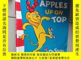 二手書博民逛書店Ten罕見Apples Up on Top` ..Y12498