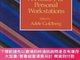 二手書博民逛書店A罕見History Of Personal WorkstationsY255174 Adele Goldbe
