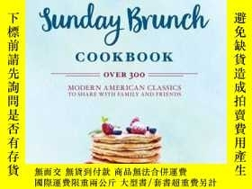 二手書博民逛書店The罕見Sunday Brunch CookbookY410016 Cider Mill Press Ste