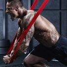 拉力器 彈力帶健身男引體向上單杠輔助女力量訓練拉力繩阻力帶家用訓練器【快速出貨八折鉅惠】