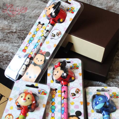 迪士尼 Tsum Tsum迴力車筆 Disney 米奇 米妮 伊唷 跳跳虎 雪寶 史迪奇 巴斯光年 奇奇 (8款)