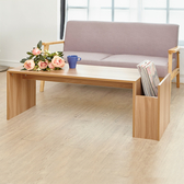 【ikloo】歐風優雅茶几桌/邊桌(兩色可選)