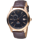 ORIENT東方錶 Classic Design系列簡約日期機械錶 FAL00004B