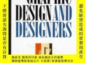 二手書博民逛書店The罕見Thames And Hudson Encyclopaedia Of Graphic Design An