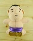 【震撼精品百貨】相撲~絨毛吊飾-紫