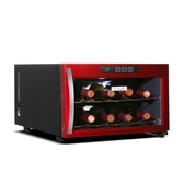 紅酒櫃Baimeisi/柏美斯紅酒櫃8支小巧電子恒溫小型家用冷藏冰吧LX220V 夏季上新