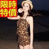 泳衣(兩件式)-比基尼-音樂祭海灘游泳必備泳裝精緻甜美54g79[時尚巴黎]
