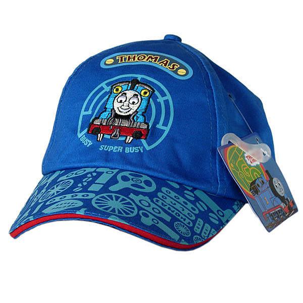 【卡漫城】Thomas 兒童 帽子 ~ 湯瑪士小火車 蒸汽火車頭 遮陽帽 棒球帽 網球帽