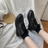 夏季薄款透氣馬丁靴女2021新款英倫風潮ins網紅機車短靴學生百搭 【端午節特惠】