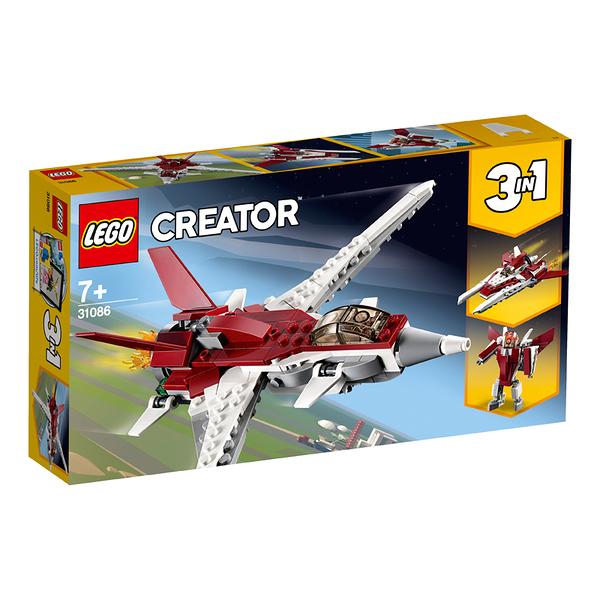 LEGO樂高 創意百變系列 31086 未來飛行器 積木 玩具