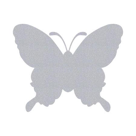 【漆寶】蝴蝶通用噴漆亮光「銀色」(1公升裝)