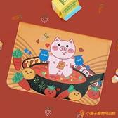 筆電包iPad Pro錦鯉火鍋小熊好運豬豬電腦內膽包【小獅子】