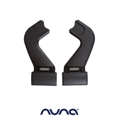 【nuna 官方旗艦店】Pepp next專用汽車椅連接器-黑色