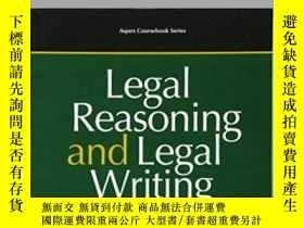 二手書博民逛書店Legal罕見Reasoning And Legal Writing, Seventh Edition-法律推理與