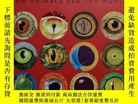 二手書博民逛書店EYE罕見TO EYE:HOW ANIMALS SEE THE