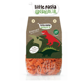英國 little pasta 小小帕斯達 造型兒童義大利麵 紅扁豆恐龍