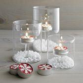 現代簡約玻璃小燭台Tea茶蠟燭台Party活動婚慶酒吧西餐廳裝飾擺放 【滿一元免運】