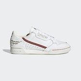 Adidas Continental 80 [FZ5465] 男女鞋 運動 休閒 慢跑 復古 經典 穿搭 愛迪達 白 金