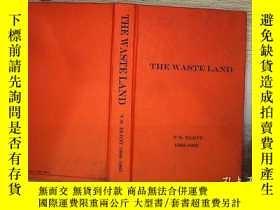 二手書博民逛書店THE罕見WASTE LANDY203004