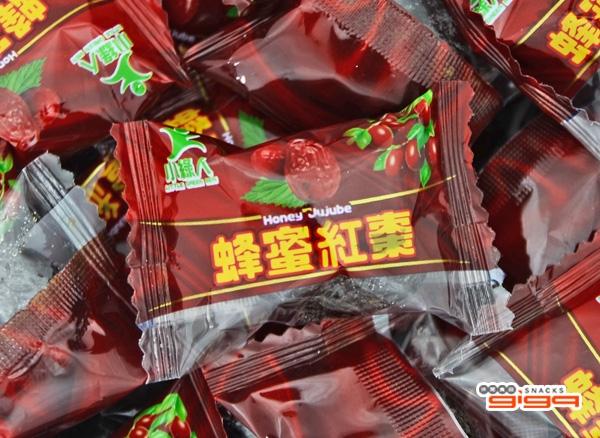 【吉嘉食品】小綠人 蜂蜜紅棗 600公克,產地中國 {320921}[#600]