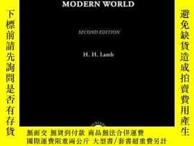 二手書博民逛書店Climate,罕見History And The Modern WorldY255562 Hubert H.