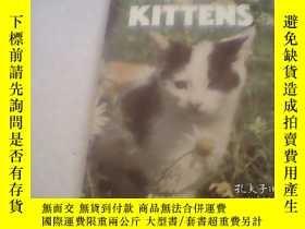 二手書博民逛書店Crescent罕見Color Guide to KITTENS 小貓的新月顏色指南Y12012