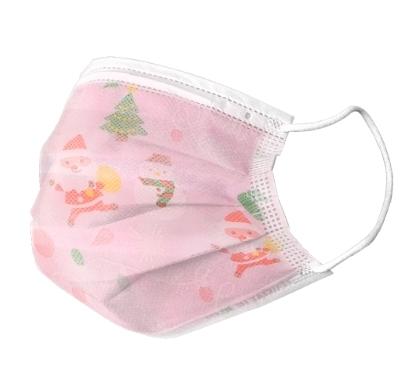 【雙鋼印】釩泰醫用口罩(未滅菌)50入/盒,成人口罩(繽紛聖誕)