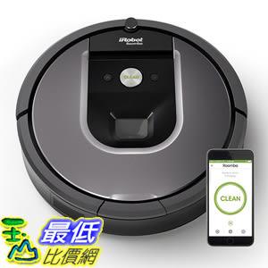 [保固15個月 不含虛擬牆] iRobot Roomba 960 Robotic Vacuum 第9代掃地機器人吸塵器