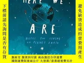 二手書博民逛書店Here罕見We Are-我們到了Y436638 Oliver Jeffers Philomel Books,