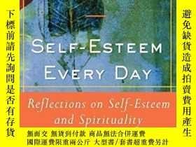 二手書博民逛書店Nathaniel罕見Brandens Self-esteem Every DayY256260 Nathan