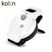 Kolin歌林  傾斜式防溢流鬆餅機KT-A1701H【愛買】