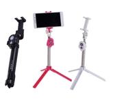 自拍桿通用型藍牙自牌手機拍照神器三腳架蘋果7poppovivo