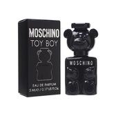 MOSCHINO Toy Boy迷你淡香精(黑熊)5ml 【小三美日】男香 ※禁空運