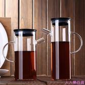 悅物廚房玻璃家用大容量油壺創意透明防漏油罐醬油瓶醋瓶調味瓶