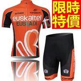 自行車衣套裝-排汗別緻焦點簡單男短袖單車衣55u50[時尚巴黎]