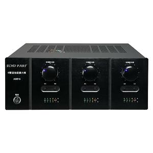 ECHO PART AMP-6 六聲道前後級擴大機