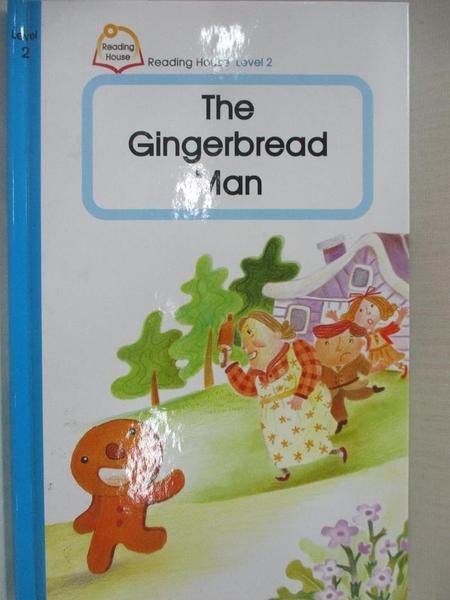 【書寶二手書T4/語言學習_LAD】The Gingerbread Man