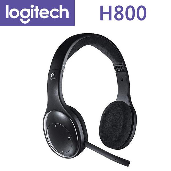 【免運費】Logitech 羅技 H800 2.4G+藍牙 無線雙介面 耳機麥克風