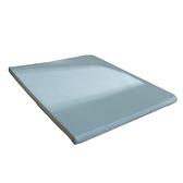 5CM適中型記憶床墊-環保涼感透氣(加大)