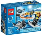 LEGO 樂高 城市系列 營救飆網者 60011