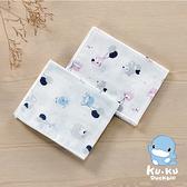 KUKU酷咕鴨夢想氣球紗布澡巾-2入