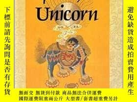 二手書博民逛書店Waiting罕見for the Unicorn: Poems