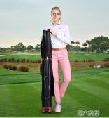 高爾夫球包 PGM 高爾夫球包 帶支架 男女款槍包 下場打球推薦 輕便版 第六空間 igo