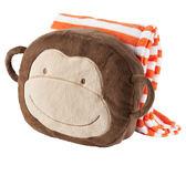 Carter's平行輸入童裝 男寶寶寶 嬰兒枕頭附小毯子 102cm 棕猴子【CAL36677H】